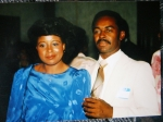 Joyce and Carlton Reed