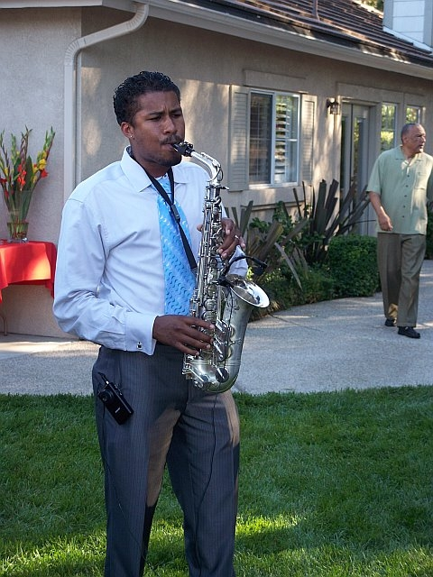 JBoykin playing smooth jazz