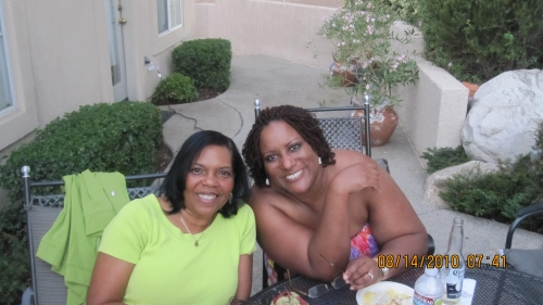 Gail Mathews, Roberta Mathews