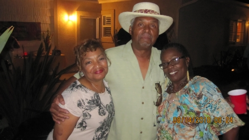 Jeri Ball, Ronnie Bigsby, and Viki Williams at 2010 Grown Folks Soiree