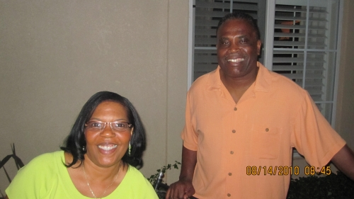 Gail and Mark Mathews at 2010 Grown Folks Soiree