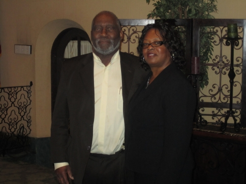Dell and Carmen Roberts at the Gift of Legacy Dinner, 2011