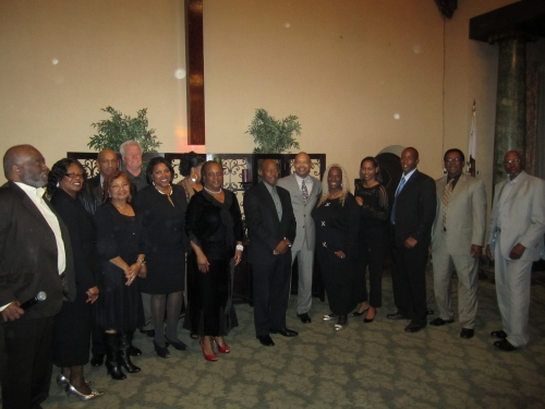 The Organizing Committee for the 2011 Legacy Dinner
