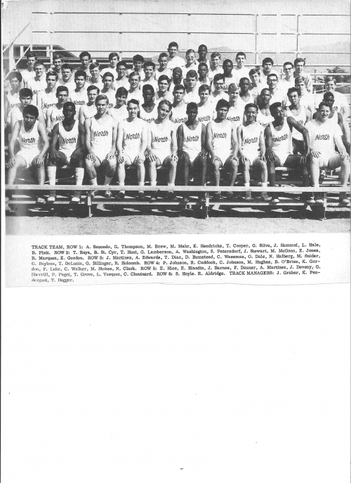 North High Varity Track 1966