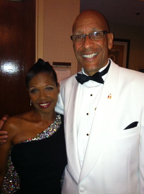 John and Sharon Murdock at the Kappa affair